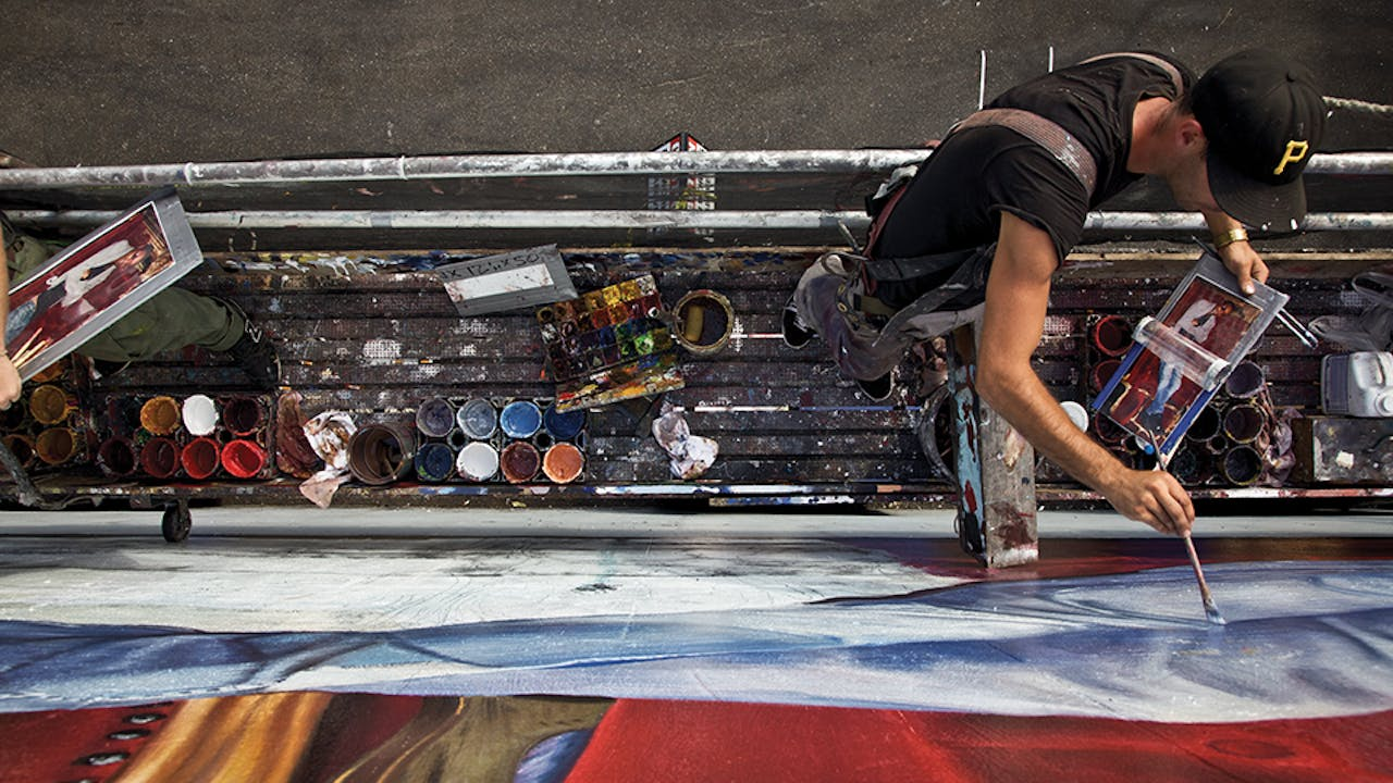 Sign Painters: Streaming