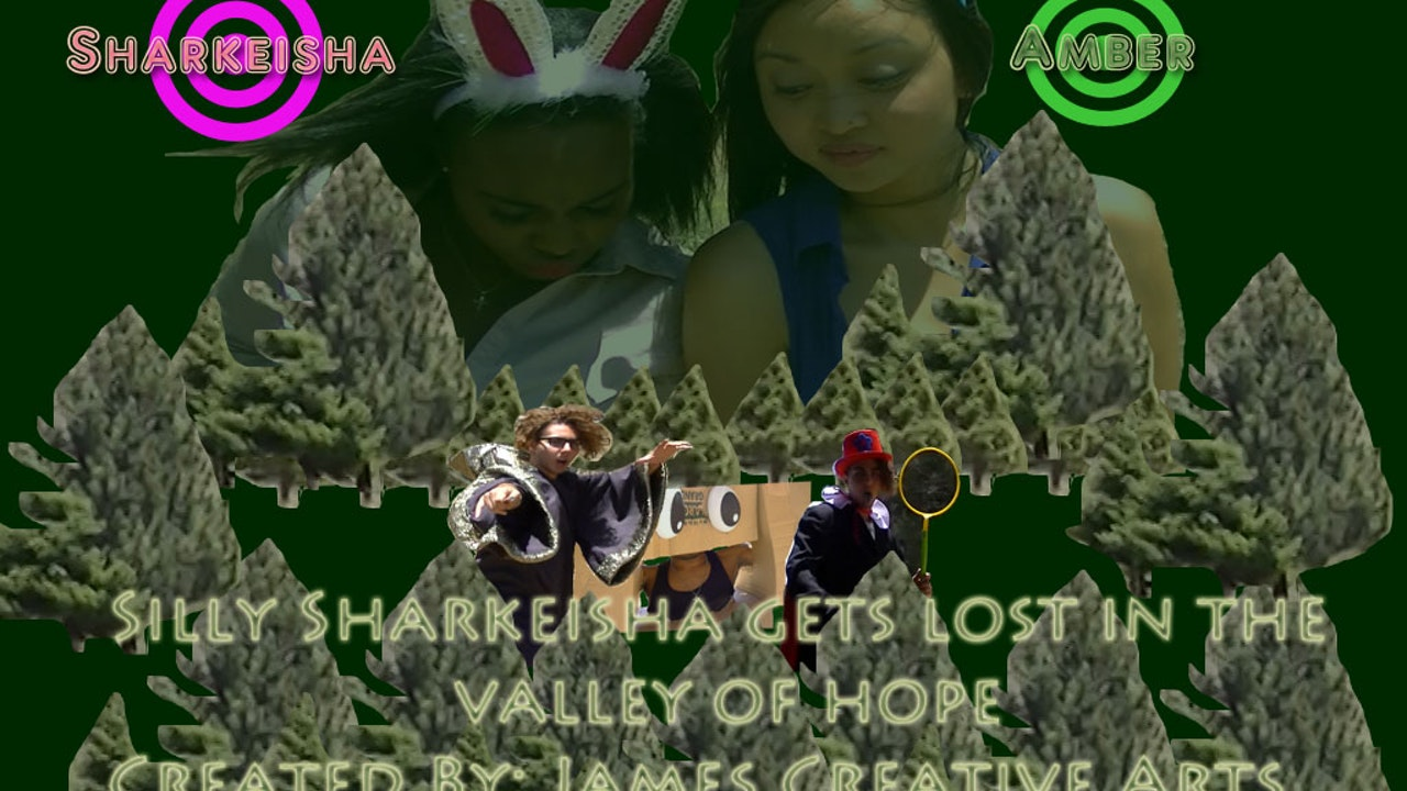 Silly Sharkeisha Gets Lost In The Valley of Hope