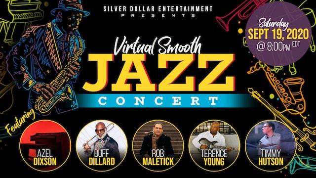 SDE  Presents Virtual Smooth Jazz Concert
