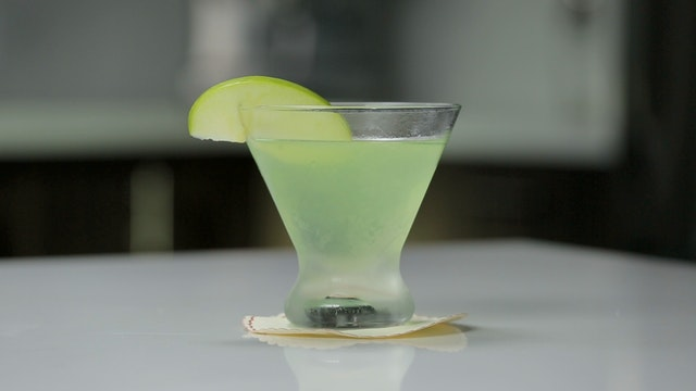 08 - SALTED CARAMEL APPLETINI