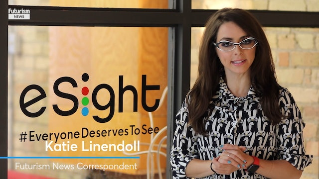 Tech That Helps the Visually Impaired to See