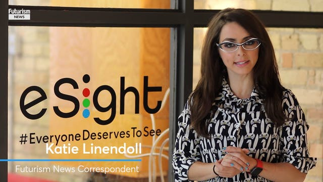 Tech That Helps the Visually Impaired...