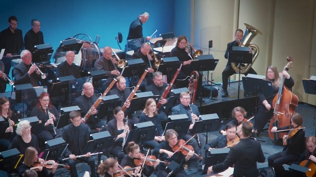 Sioux City Symphony & Carnegie Hall Link Up - Orchestra Rocks, March 2019