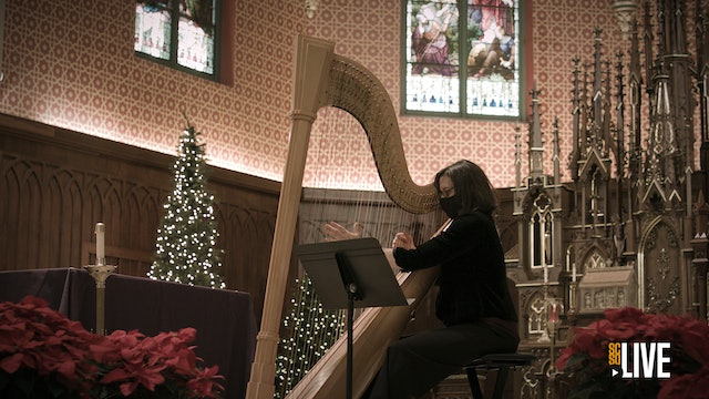 Christmas With the Symphony: Harp Solo Performance