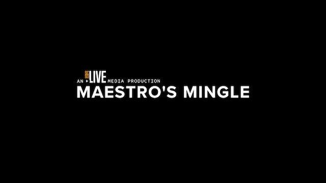 Maestro's Mingle