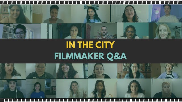Q&A - In the City