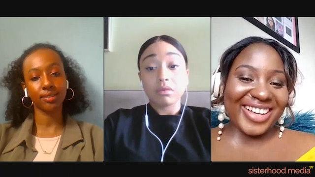 in conversation with sunita miya-muganza & sarafina mcintosh