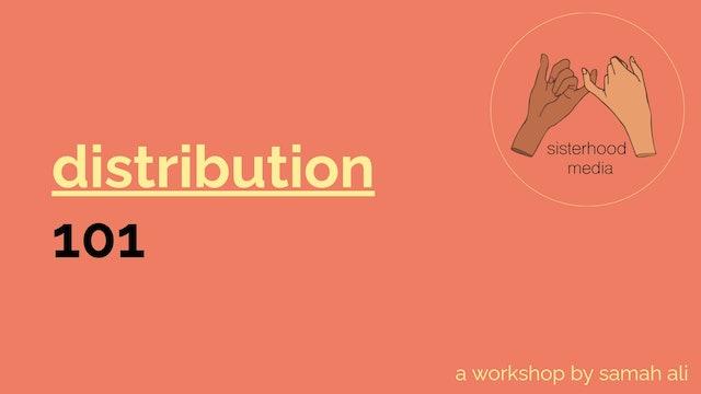 workshop: distribution 101