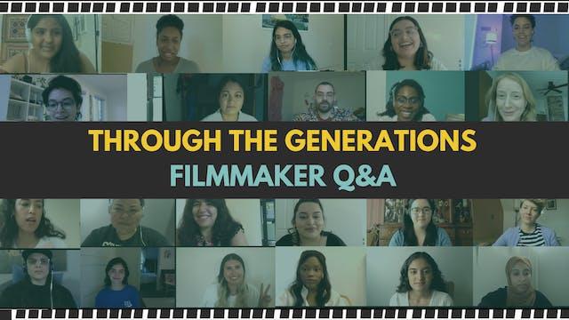Q&A - Through the Generations