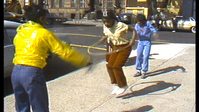 Pick Up Your Feet: The Double Dutch Show