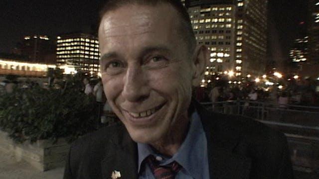 Katrina Recovery: Mickey Kross, firefighter