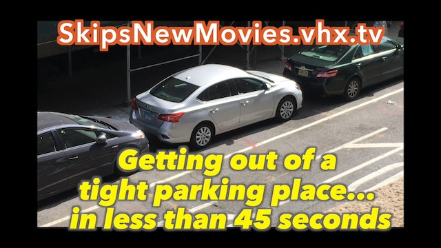 Getting... Tight Parking Place