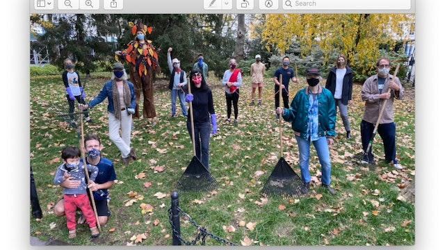FCHP Wednesday Garden Group 11/11/20