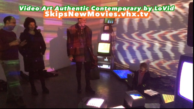 Video Art Authentic Contemporary by LoVid