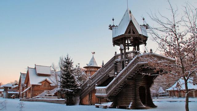 Ski Russia Federation guides - Российская Федерация