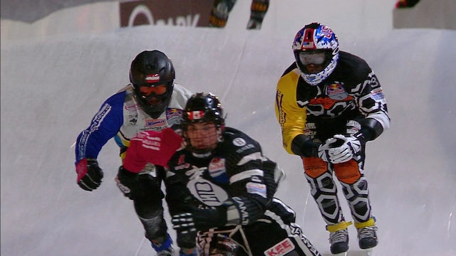 Redbull World Ice Cross Championships