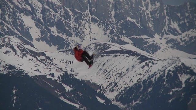 Redbull extreme snowboarding