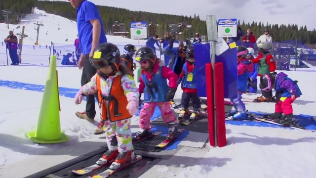 Breck Ski  Ride School Childrens ski and snowboard lessons