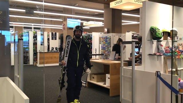 Die Ski-Jungs
