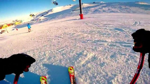 Cardrona Ski for Beginners