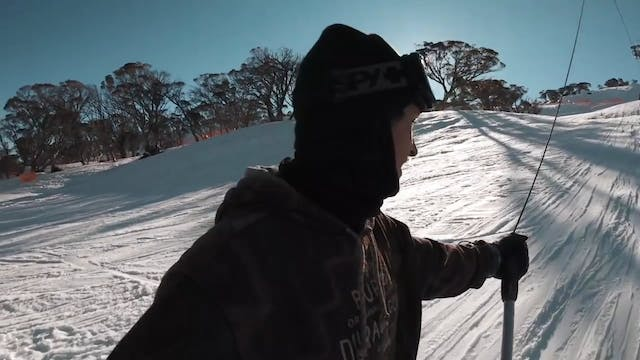 OUR TRIP TO PERISHER SKI RESORT - AUS...