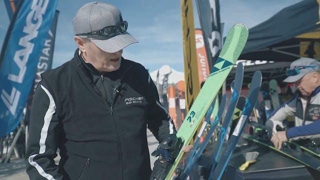 Fischer RC One 73 2019-2020 Ski Revie...