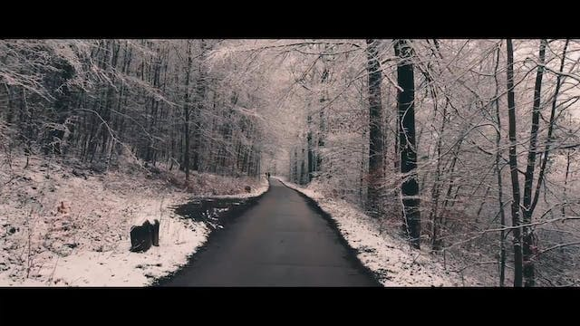 CINEMATIC Winter in Germany _ DJI Spark
