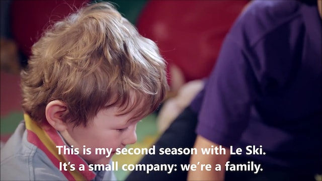 Our wonderful overseas team is such an important reason why so many Le Ski gu