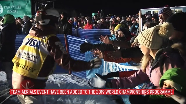 Park City 2019  Freestyle Ski  Promo  FIS Freestyle Ski World Championships