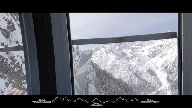 Giro delle Cime - FULL VERSION - 3 Zinnen Dolomites