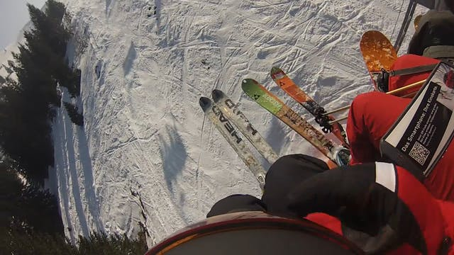 Sudelfeld Skifahren - 20.03.2016