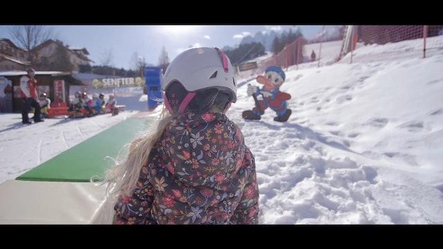 3 Zinnen Dolomites for families