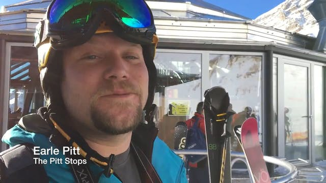 Skiing in Germany - Zugspitze - The P...