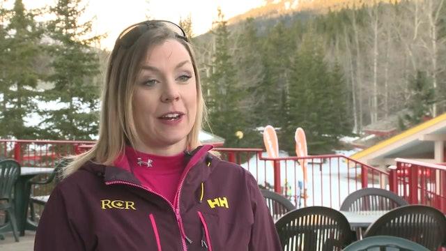 Go Ski Alberta Featuring Nakiska