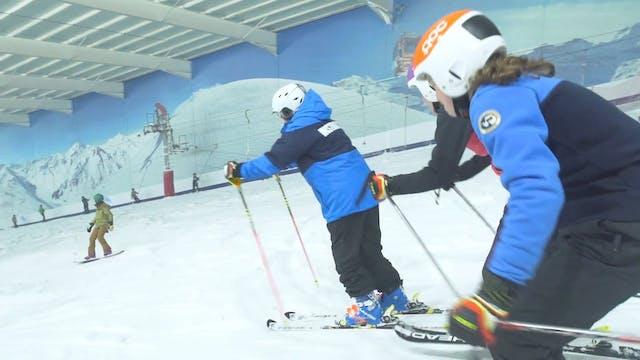 Snow Center Hemel Hemstead - Danni Ni...