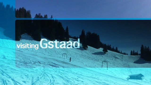 Ski TV® visiting Gstaad