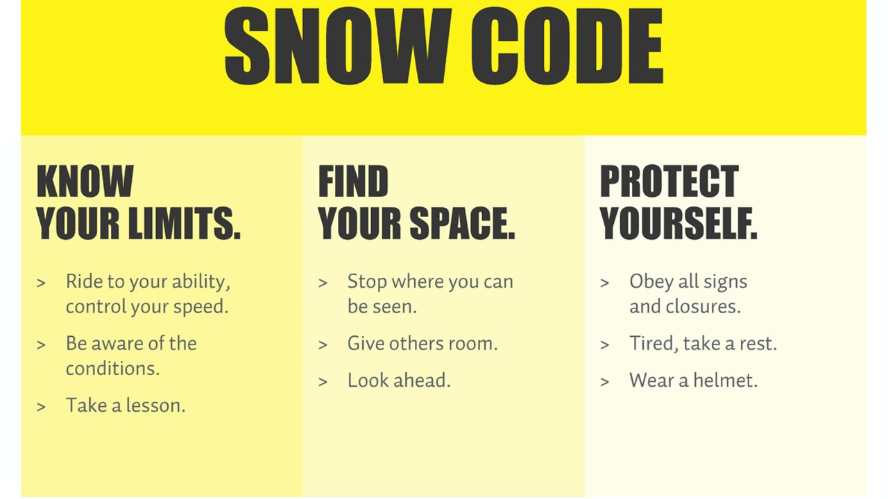 Ski/Snow Safety