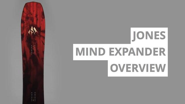 Jones Mind Expander 2017 _ 2018 Snowboard Overview _ Ellis Brigham