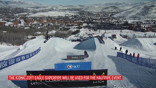 Park City 2019  Promo  FIS Snowboard World Championships