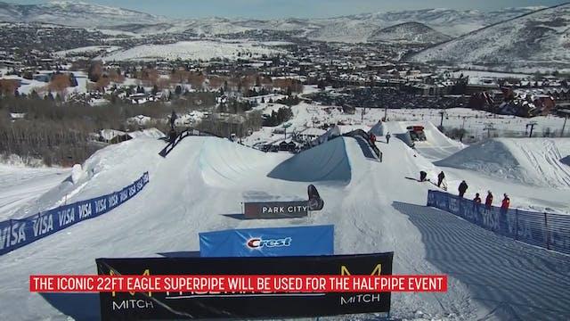 Park City 2019  Promo  FIS Snowboard ...