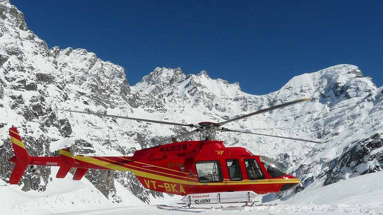 Heli Ski World