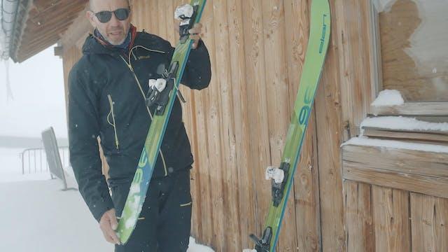 Elan Ripstick 96 2019-2020 Ski Review...