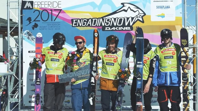 ENGADINSNOW by Dakine 2017