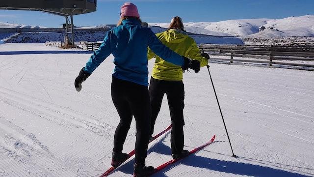 Fancy a tandem ski race ?