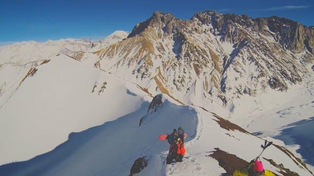 Extreme Freestyle Skiing _ Go Pro Ful...