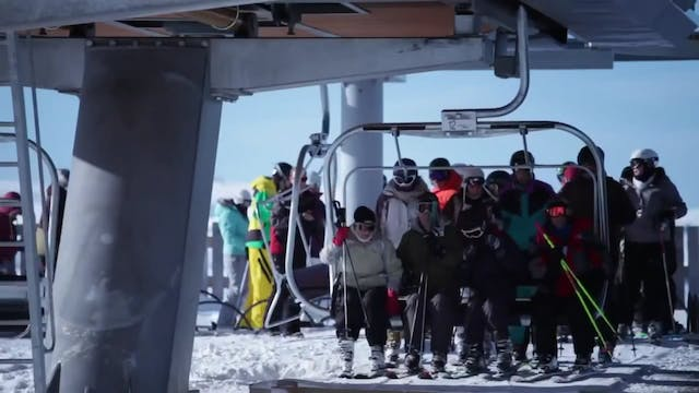 Cardrona Ski Resort Promotional Video