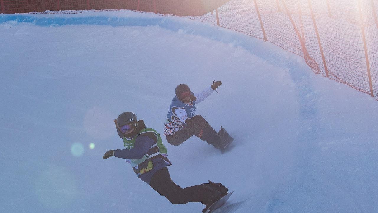Snowboard/Ski Cross