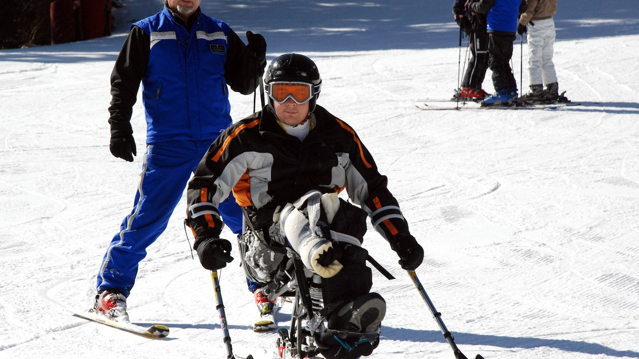 Paralympic/Disabled Ski