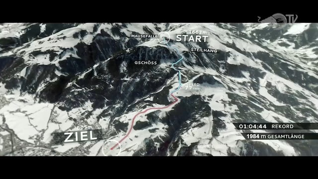 The World's Most Dangerous Downhill Ski Race _ Streif_ One Hell Of a Ride