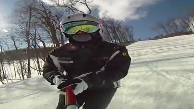 Wintergreen Ski and Snowboard Promo Video